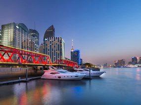 2 Nights At The 5* Mandarin Oriental Pudong, Shanghai, China