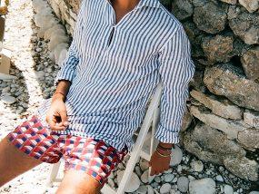 Your Choice Of Ripa Ripa Designer Men's Swim Shorts