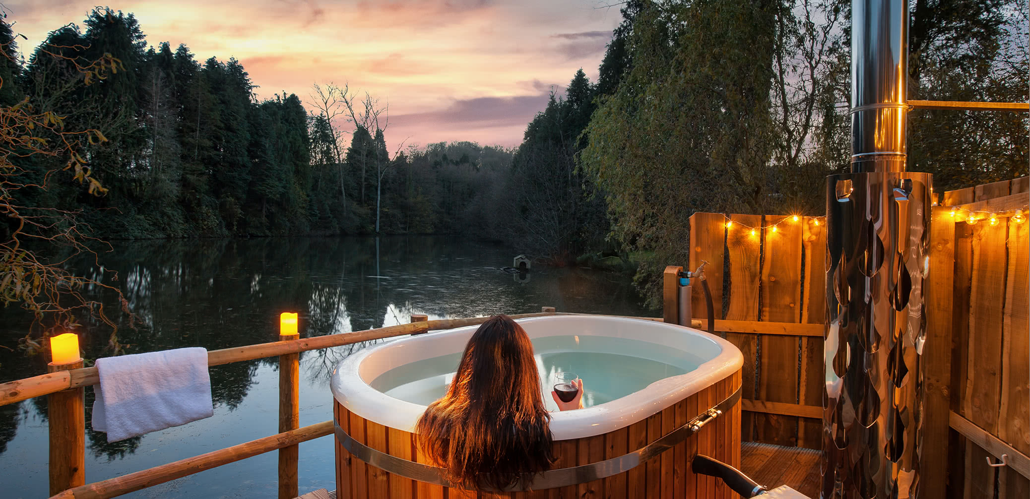 Top 10 Best Luxury Glamping Sites In The West Country Accommodation Tips Luxury Travel Diary