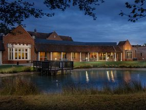 3 Nights At The Doubletree by Hilton Cambridge Belfry UK