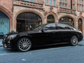 Return Transfer For 3 Ppl From A London Airport To Central London