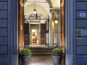 2 Nights At Casa Howard Guest House In Florence, Italy