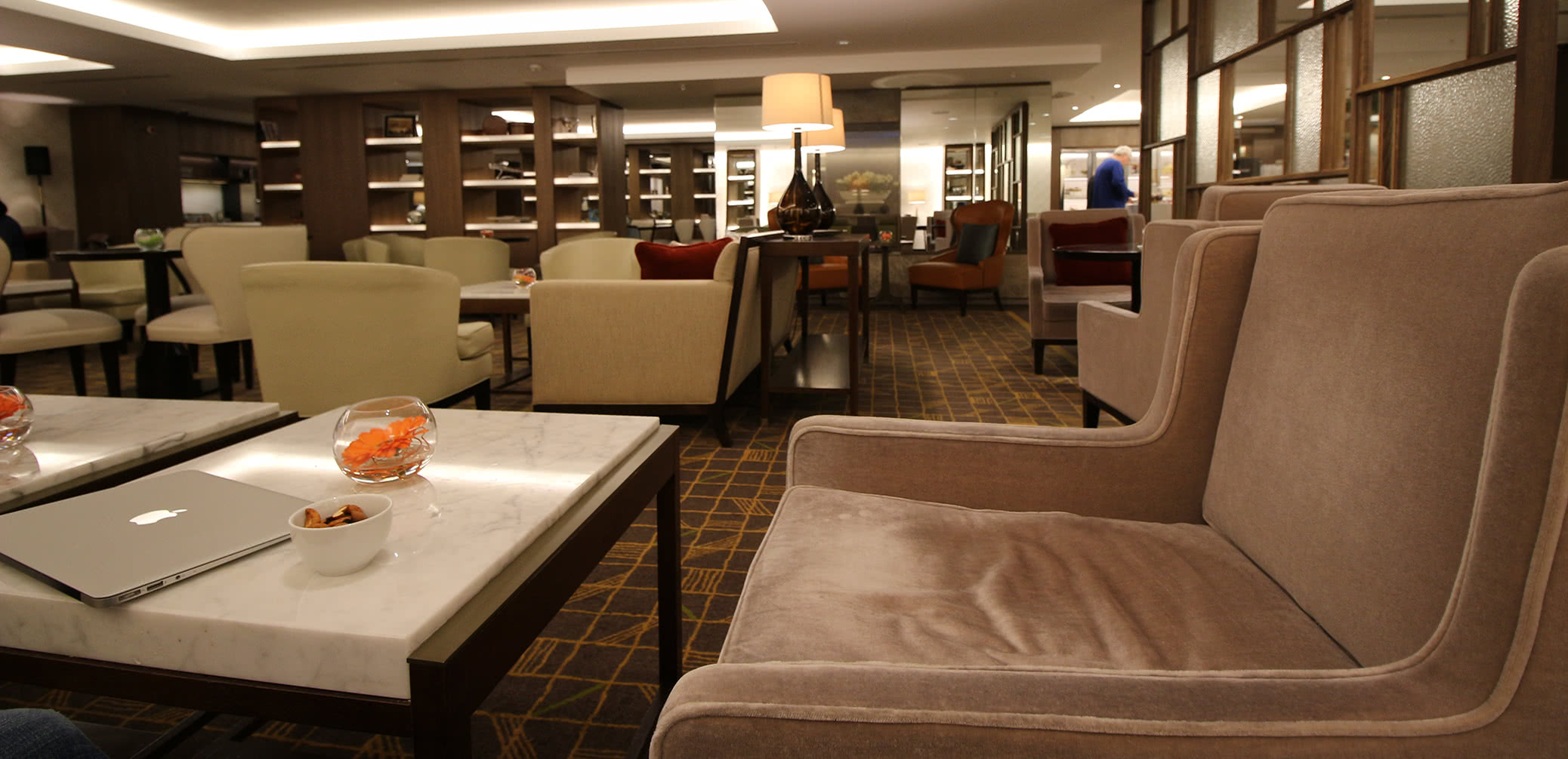 Best Marriott Bonvoy Hotels With Executive Lounges In New York