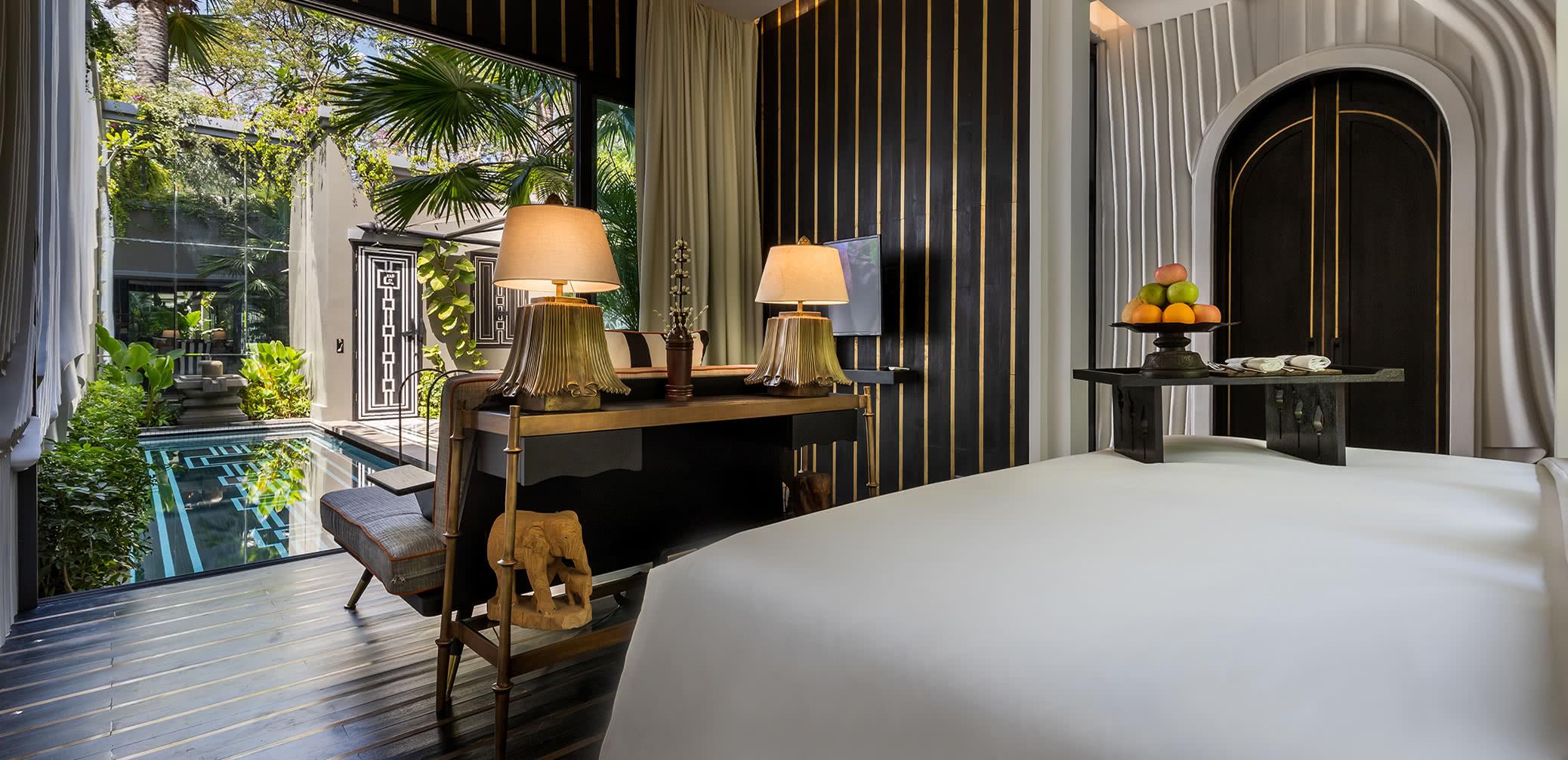 Top 10 Best Luxury Hotels in Cambodia