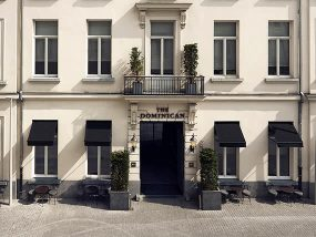 1 Night At The Dominican Hotel In Brussels, Belgium