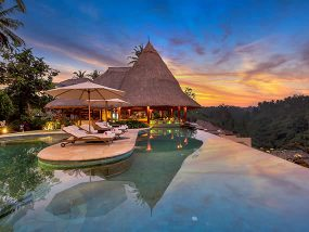 2 Nights At Viceroy Bali Luxury Villas In Ubud, Indonesia