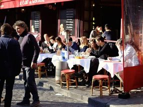 Half-Day Off The Beaten Path Tour of Paris, France for 3 Ppl