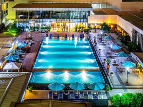 4 Nights At Becamex Hotel New City, Thu Dau Mot City, Vietnam