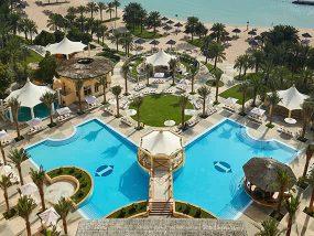 3 Nights At The Five Star InterContinental Doha, Qatar