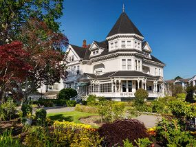 3 Nights At The Pendray Inn & Teahouse In Victoria BC, Canada