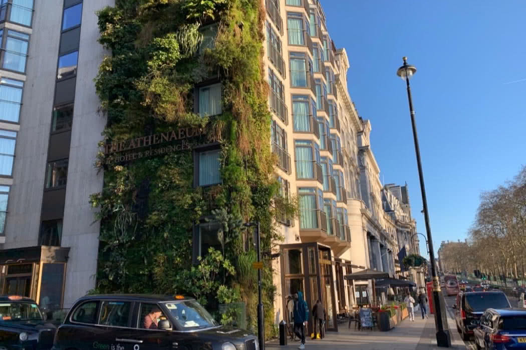 Review: The Athenaeum Hotel & Residences, London