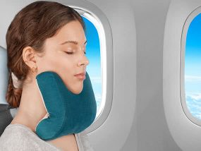 New SleepX Neckrest For Great Sleep During Travel (UK & EU Only)