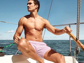 Your Choice Of Designer Men's Swim Trunks By Boto (USA & Canada only)