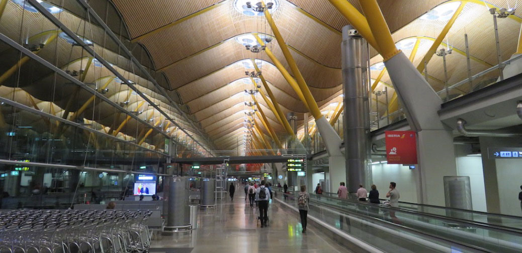 Best Airport Lounges In Madrid, Spain