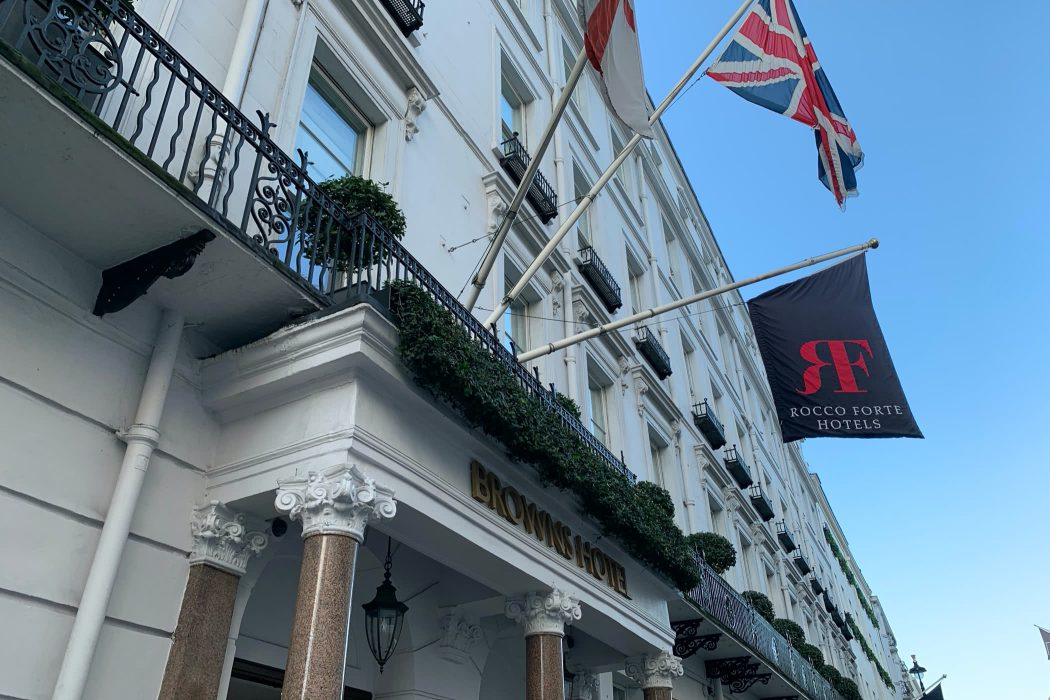 Review: Brown's Hotel, London