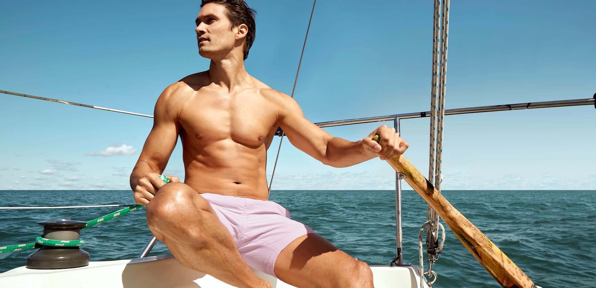 Top 10 Best Men's Swimwear: Swim Shorts, Trunks, Board Shorts – Style –  News – Luxury Travel Diary
