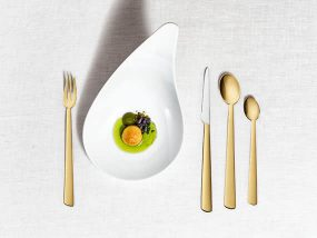 4 Sets Of Stunning & Functional VERA PURE MoonLashes Cutlery