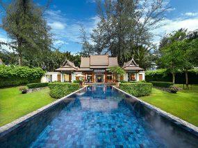3 Nights In A Pool Villa At Banyan Tree Phuket