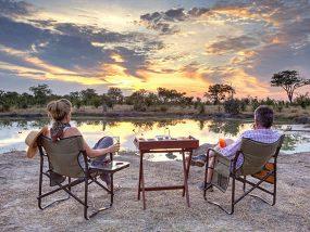 2 Nights At Camp Kuzuma Eco-Lodge, Chobe, Botswana