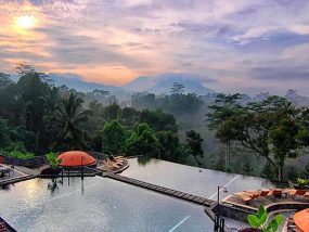 2 Nights At The 5* MesaStila Resort And Spa, Java, Indonesia