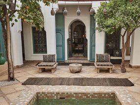 3 Nights At The Luxury Ryad Dyor, Marrakech, Morocco