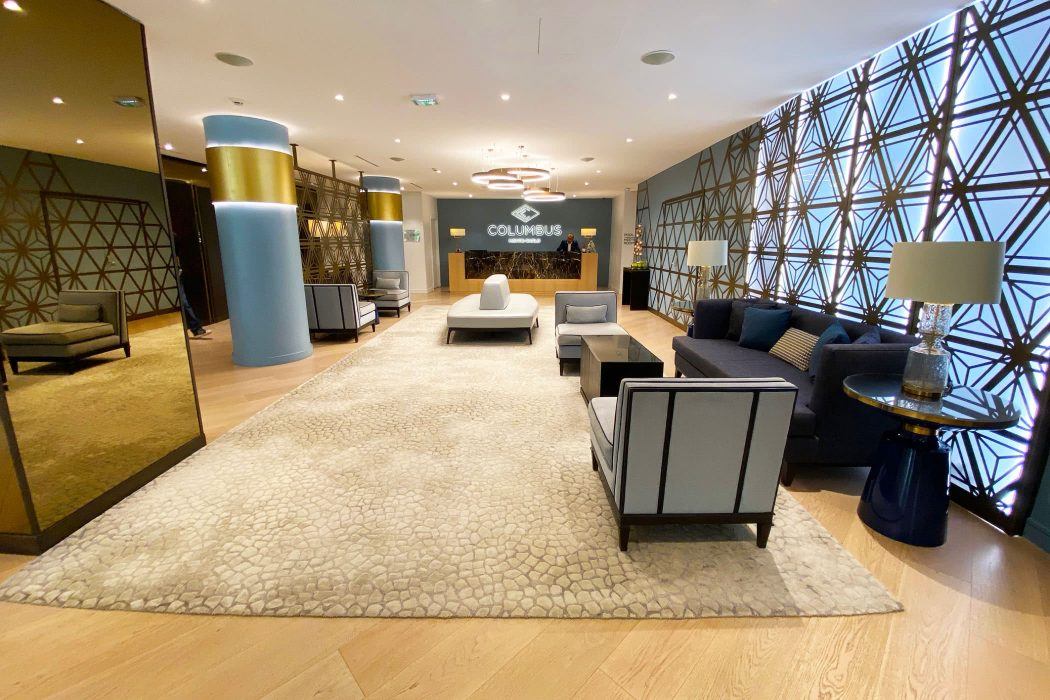 Review: Columbus Hotel Monaco