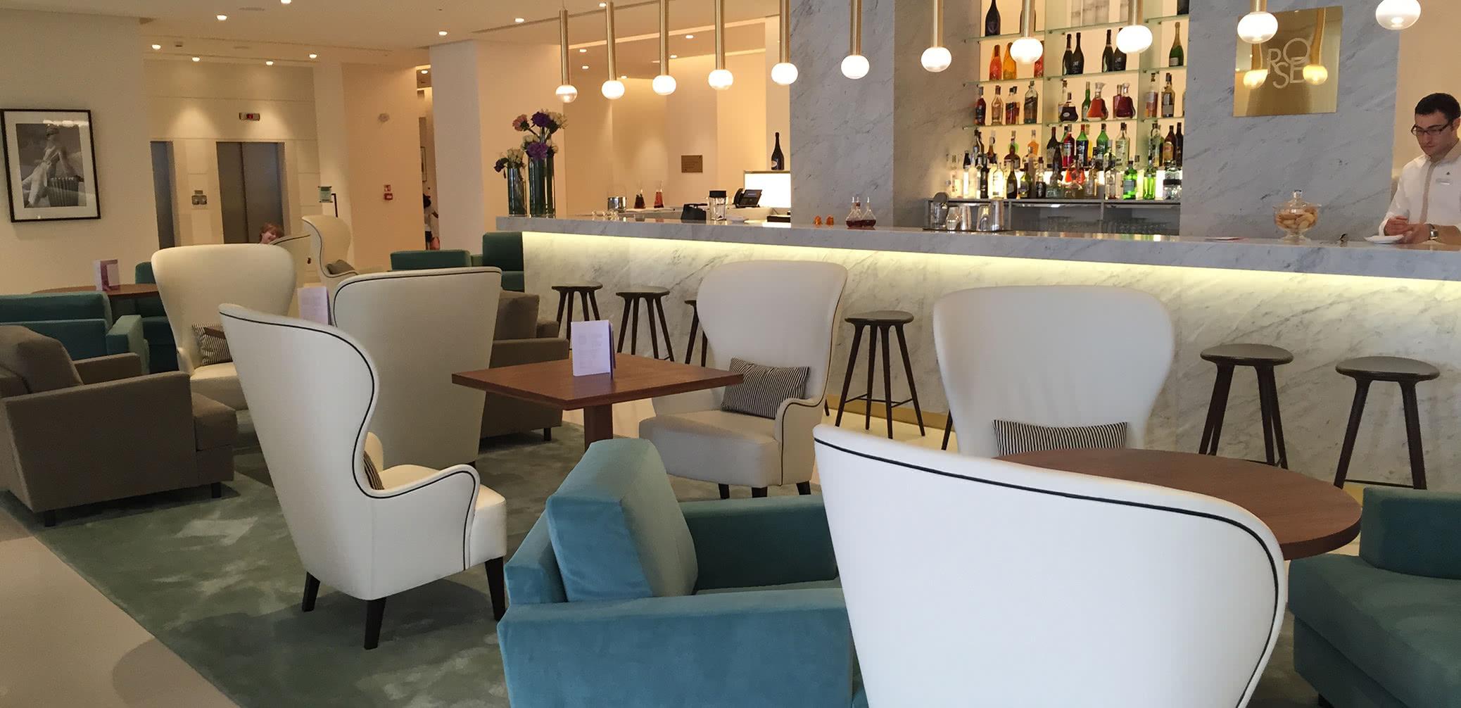 Best Hotel Club Lounge In Salt Lake City