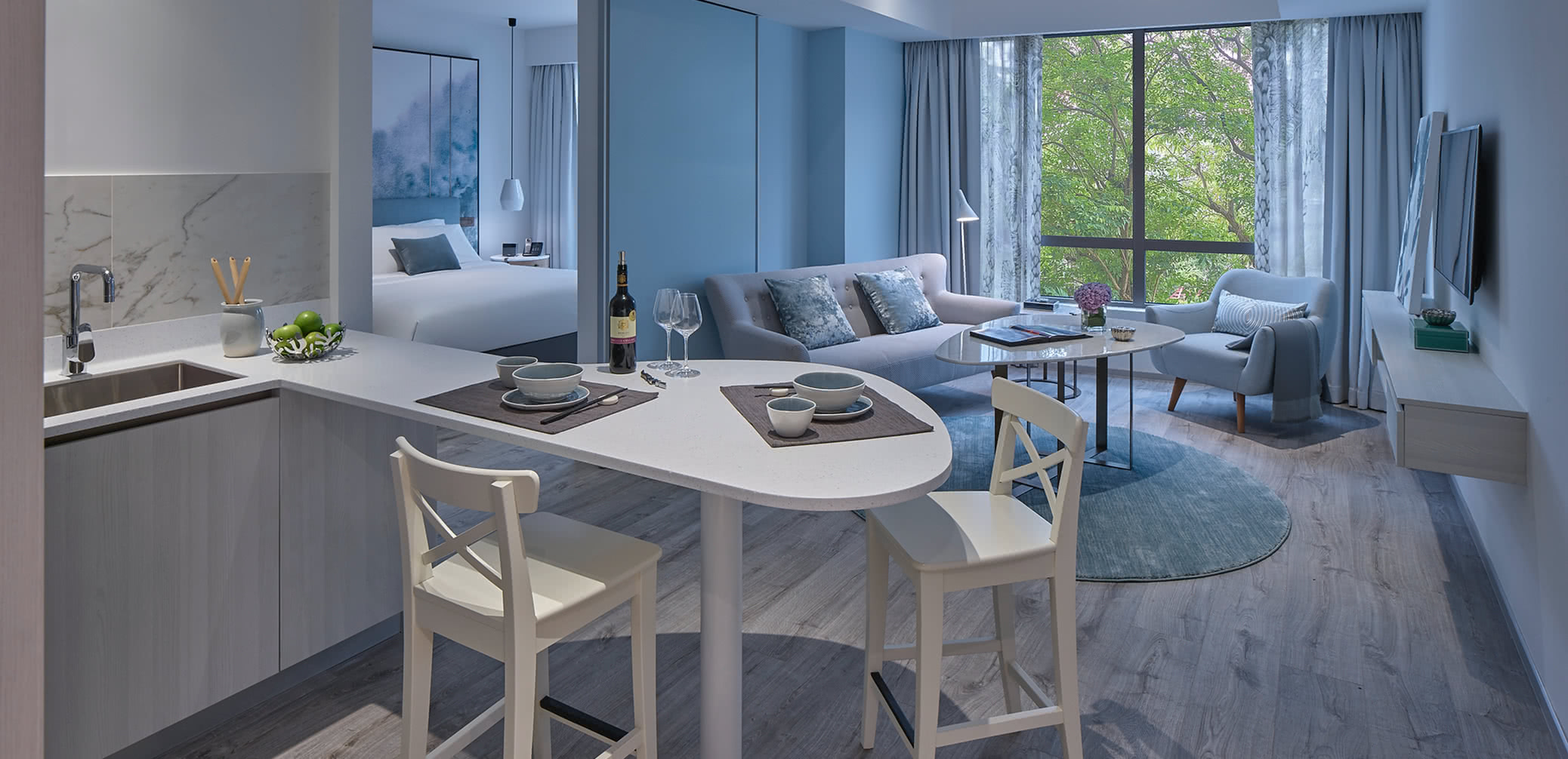 Best Serviced Apartments In Singapore