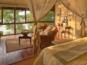 2 Nights At The River Club in Livingstone, Zambia