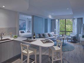 3 Nights For 3 People In An Executive Suite In Singapore