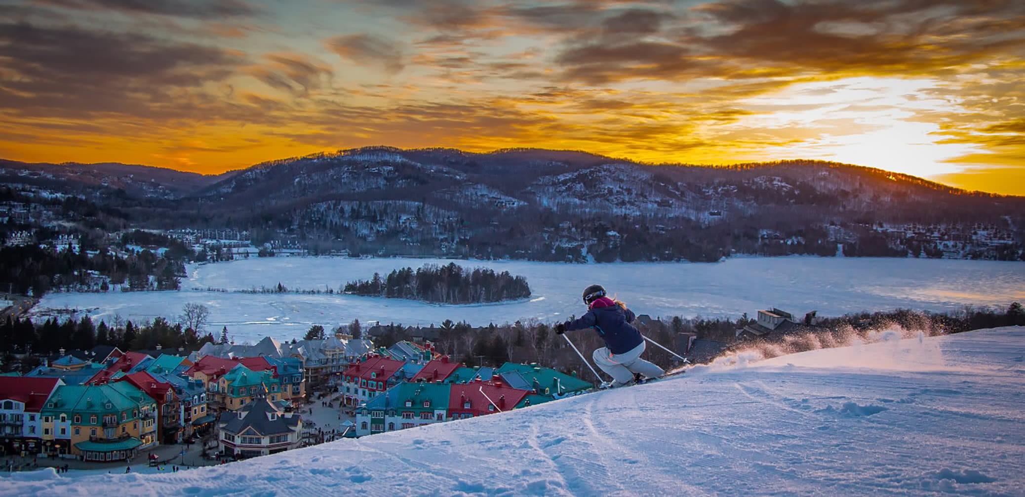 10 Best Ski In Ski Out Hotels In Canada