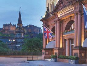 2 Nights At Waldorf Astoria Edinburgh – The Caledonian In Scotland