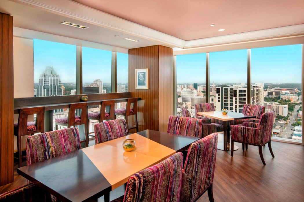 Best Executive Club Lounges In Austin