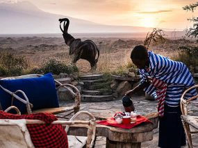 4 Nights In A Bungalow At Original Maasai Lodge in Tanzania