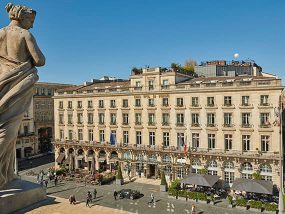 1 Night At InterContinental Bordeaux - Le Grand Hotel