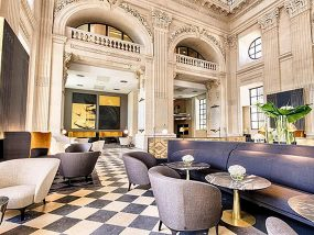 1 Night At InterContinental Lyon - Hotel Dieu, France