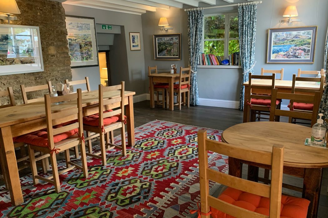 Review: The Crown Inn at Church Enstone