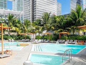 3 Nights At EAST Miami, Miami, Florida, USA