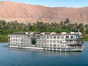 3 Night Nile Cruise & 2 Nights At St. George Hotel Luxor, Egypt