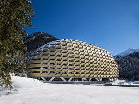 2 Nights At InterContinental Davos In Switzerland