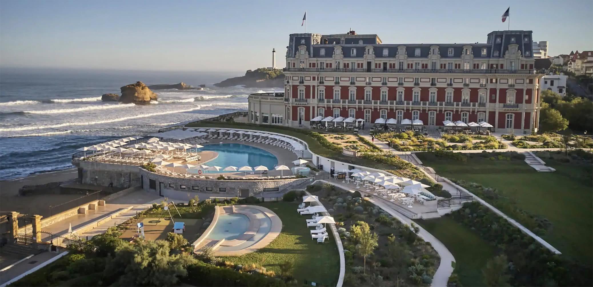 Review: Hôtel du Palais Biarritz