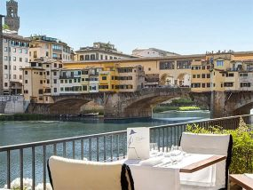 2 Nights At 5* Hotel Lungarno, Florence, Italy