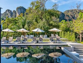 5 Nights At The Stunning Pavilions Anana Krabi In Thailand