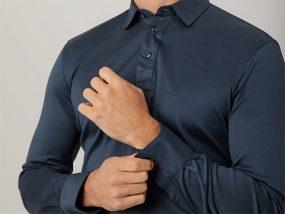 Your Choice Of Long Sleeve Niccolò P. The City Polo Shirt