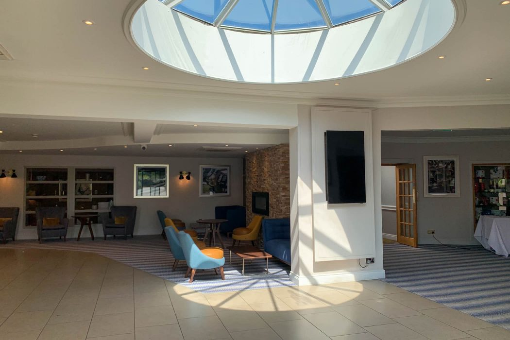 Review: The Oxford Belfry